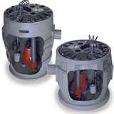 Pictures of Sewage Pump Up Systems