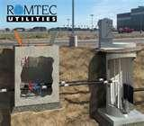 Sewage Pump Station Package Photos