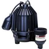 Effluent Pump Repair