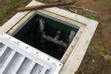 Sewage Pump Float Installation Images