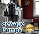 Sewage Pumps History