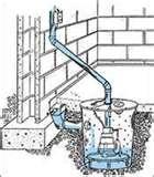 Sewage Pumps Basement Sink