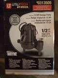 Images of Sewage Pump Warranty