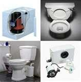 Photos of Sewage Sump Pumps