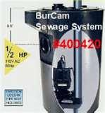 Sewage Tank And Pump Images