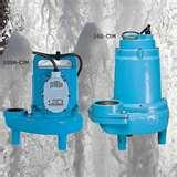 Sewage Pump Dominator Photos