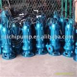 Pictures of Sewage Pump M3 H