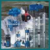 Submersible Sewage Pump Design Pictures
