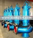 Pictures of Sewage Pump Speed