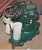 Zoeller M267 Sewage Pump Pictures