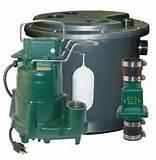Pictures of Sewage Pump Motors